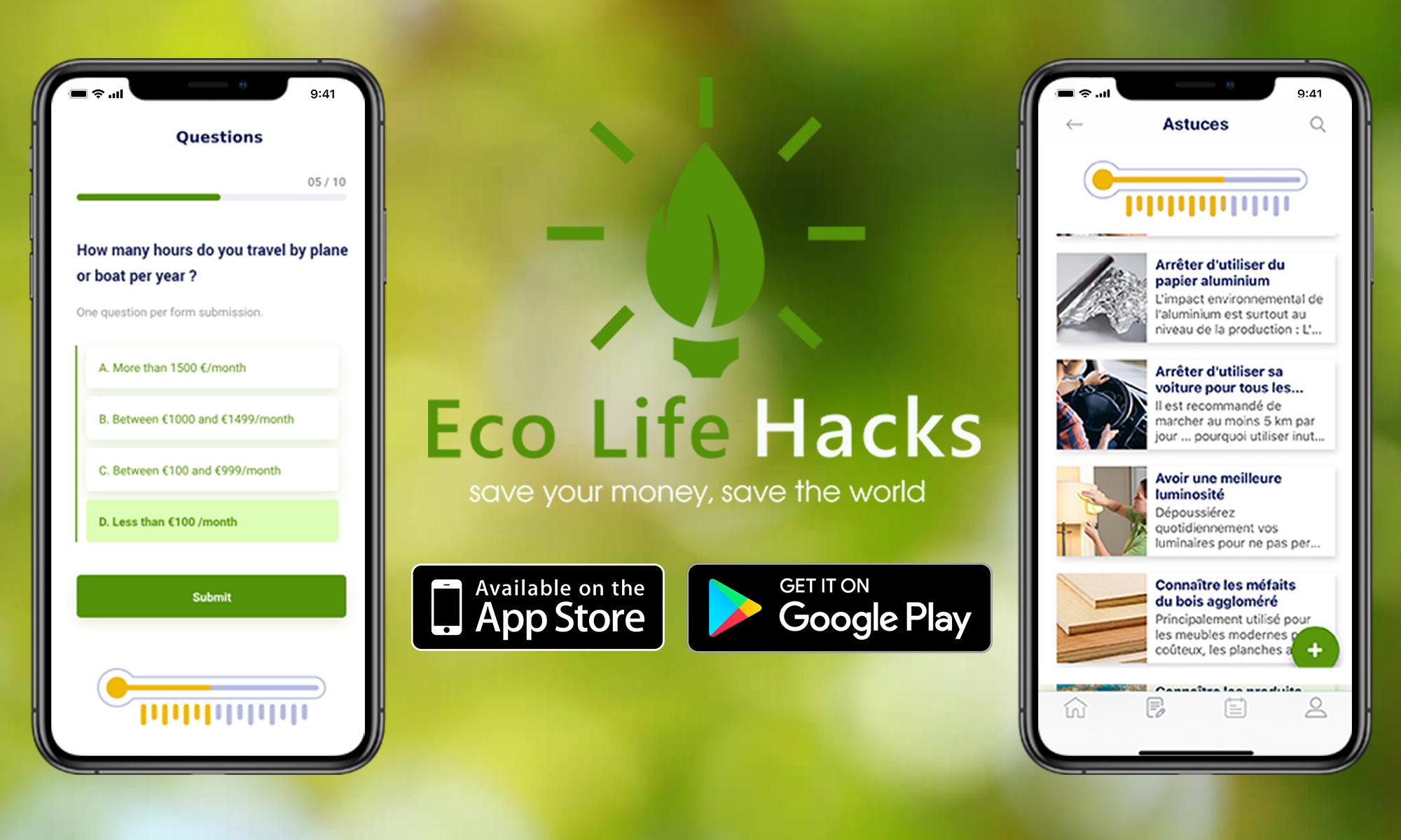 Eco Life Hacks